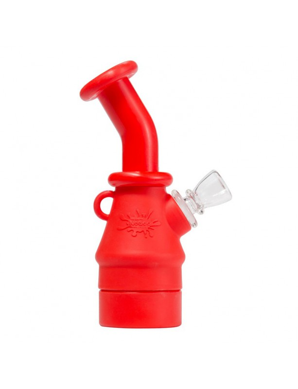 Bong in silicone