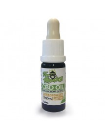 Olio al CBD 10% Full Spectrum 10 ml - The Monkey